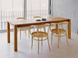 View E15 TA05 Madame Lillie Dining Table