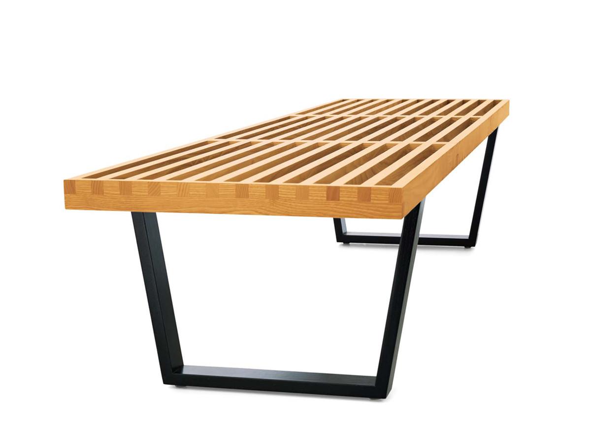 designer benches  unique modern benches  nestcouk - view vitra nelson bench