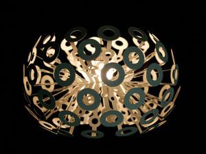 Moooi Dandelion Suspension Light