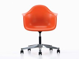 View Vitra PACC Eames Plastic Armchair