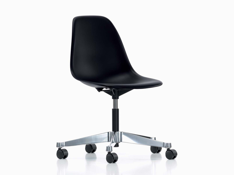 Buy The Vitra PSCC Eames Plastic Side Chair At Nest.co.uk