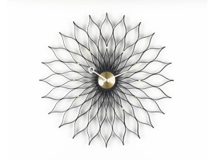 View Vitra Sunflower Wall Clock