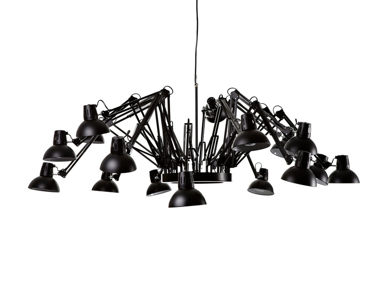 buy the moooi dear ingo suspension light at. Black Bedroom Furniture Sets. Home Design Ideas