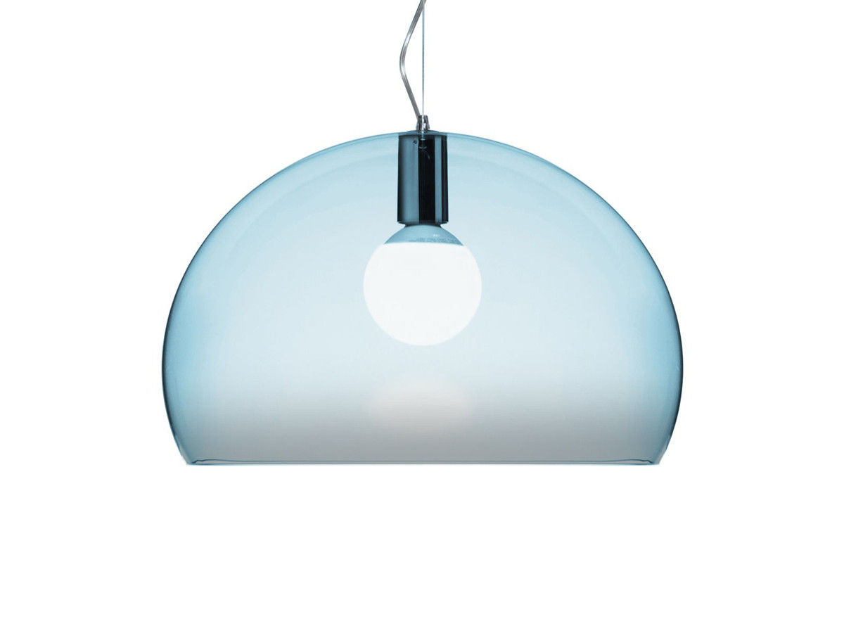 buy the kartell fly suspension light at nestcouk -  kartell fly suspension light