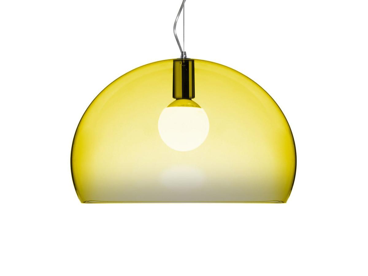 buy the kartell fly suspension light at. Black Bedroom Furniture Sets. Home Design Ideas