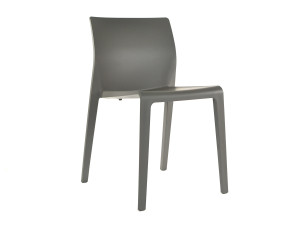View Arper Juno Chair with Closed Backrest