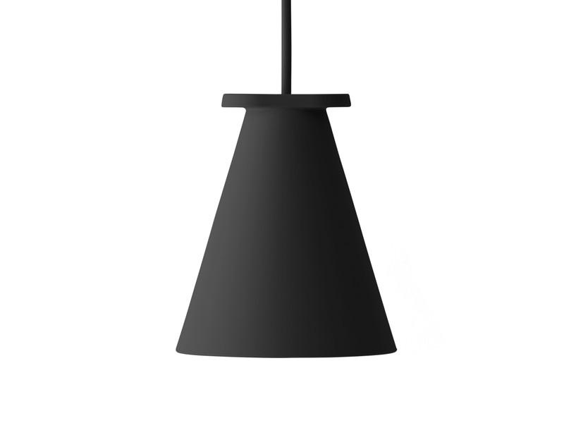 Menu Bollard Light - Black