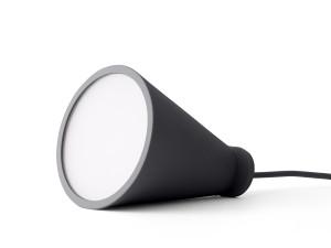 Menu Bollard Light - Carbon
