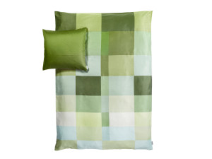 View Hay Minimal Collection Bed Linen Moss