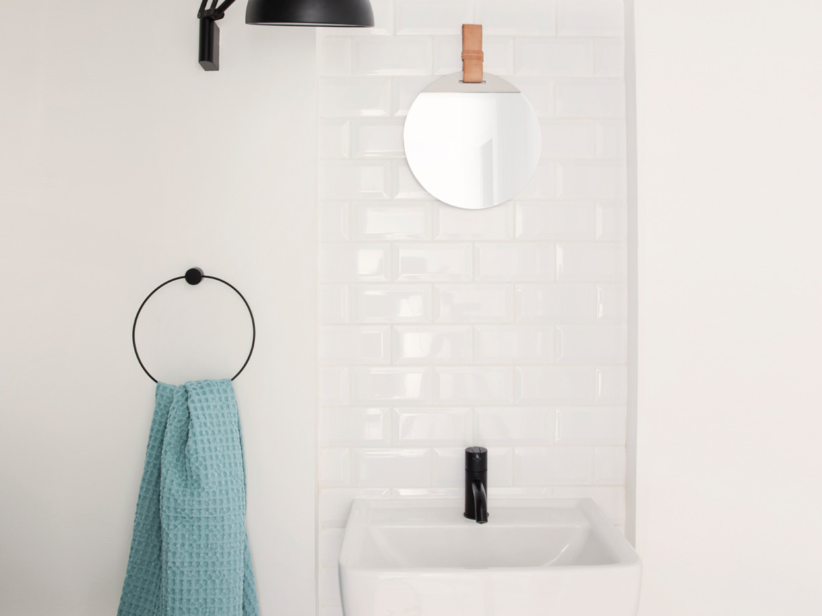 buy the ferm living enter mirror small at