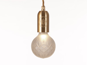 Lee Broom Crystal Bulb With Pendant Fitting