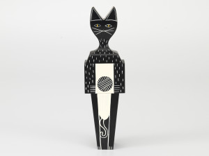 View Vitra Wooden Doll Cat Large