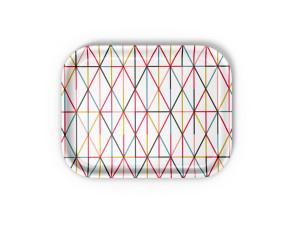 View Vitra Classic Tray Medium Grid Multicolour