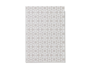 View Vitra Notebook Softcover A5 Facets White