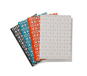Vitra Notebook Softcover A5 Facets White