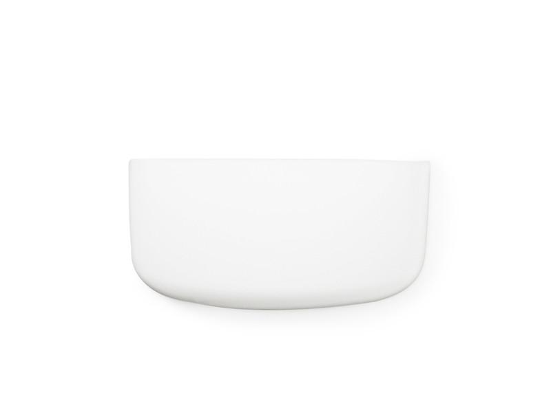 Normann Copenhagen Pocket Organizer White