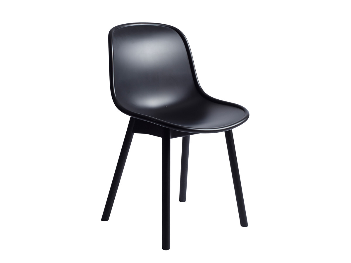 buy the hay neu13 chair all black at. Black Bedroom Furniture Sets. Home Design Ideas