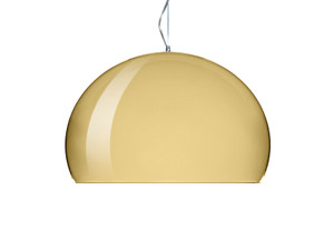 View Kartell FLY Suspension Light Metallic