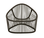 Zanotta 1009 Club Outdoor Armchair
