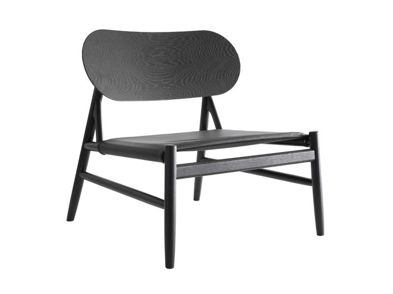 Brdr. Kruger Ferdinand Lounge Chair Black