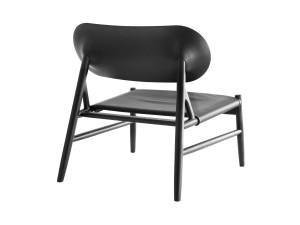 Brdr. Kruger Ferdinand Lounge Chair Black