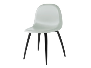 Gubi Chair with Black Base
