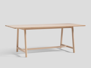 View Hay Frame Table Soaped Beech