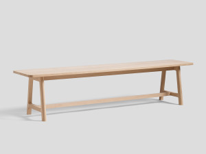 View Hay Frame Bench