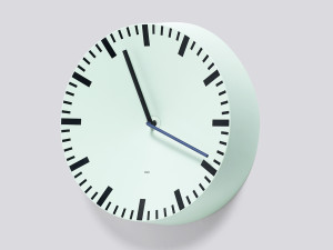 View Hay Analog Wall Clock