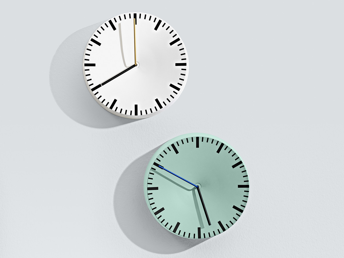 Buy the hay analog wall clock at nest 1234 amipublicfo Images