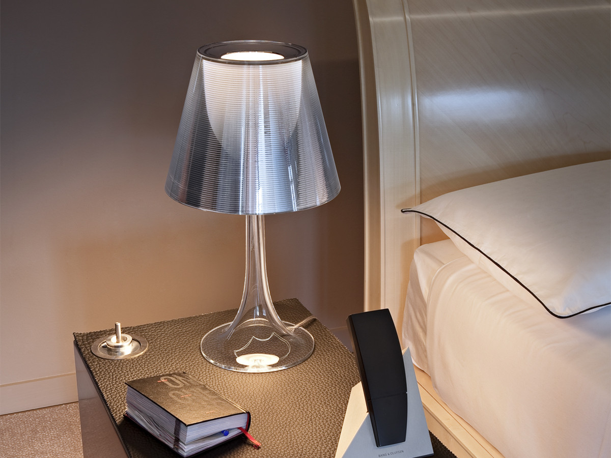 buy the flos miss k table lamp at. Black Bedroom Furniture Sets. Home Design Ideas