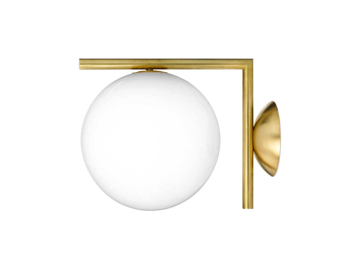 Buy The Flos IC C W1 Wall Light At Nestcouk