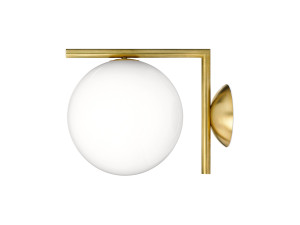 View Flos IC C/W1 Wall Light
