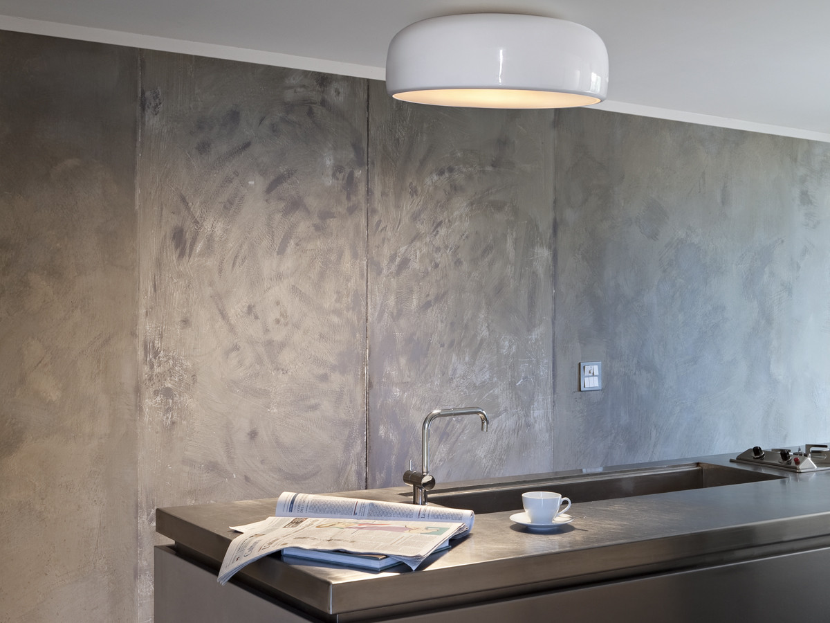 Buy the flos smithfield ceiling light at for Flos illuminazione