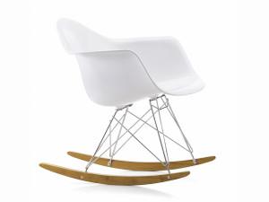 View Vitra RAR Eames Plastic Armchair