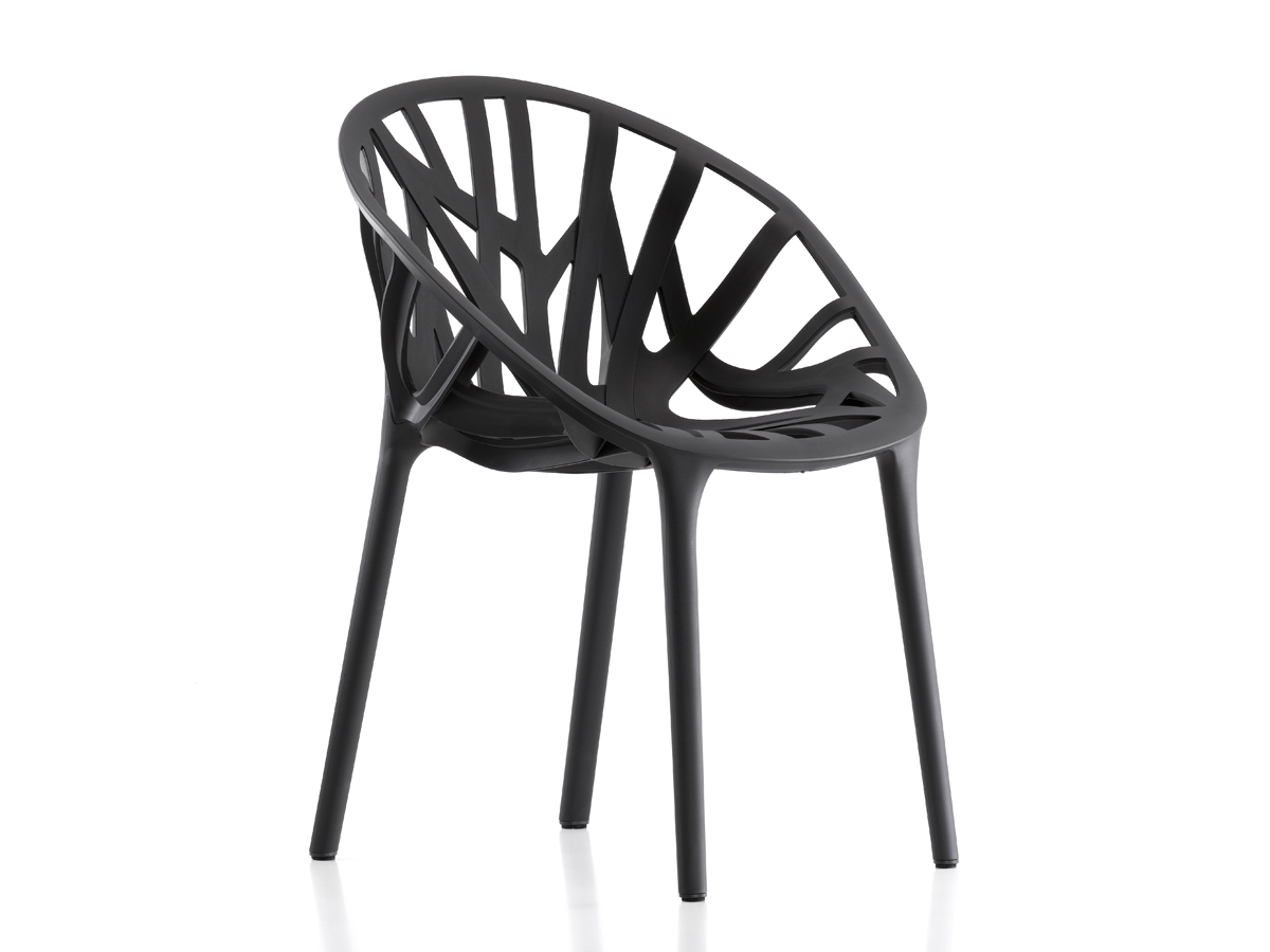 Vitra Vegetal Chair. Contemporary Garden Furniture   Modern Outdoor Furniture   Nest co uk