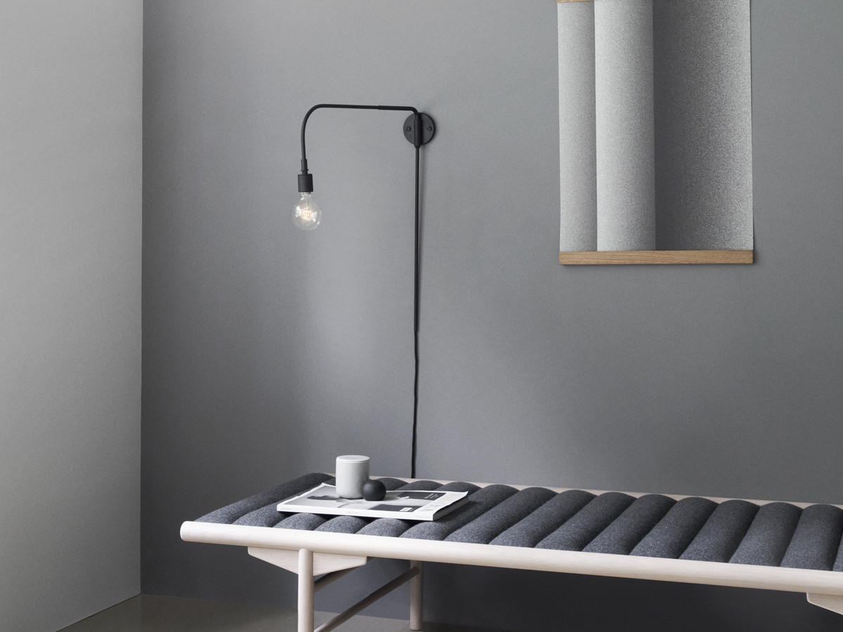 Buy the Menu Tribeca Series Warren Wall Lamp at Nest.co.uk