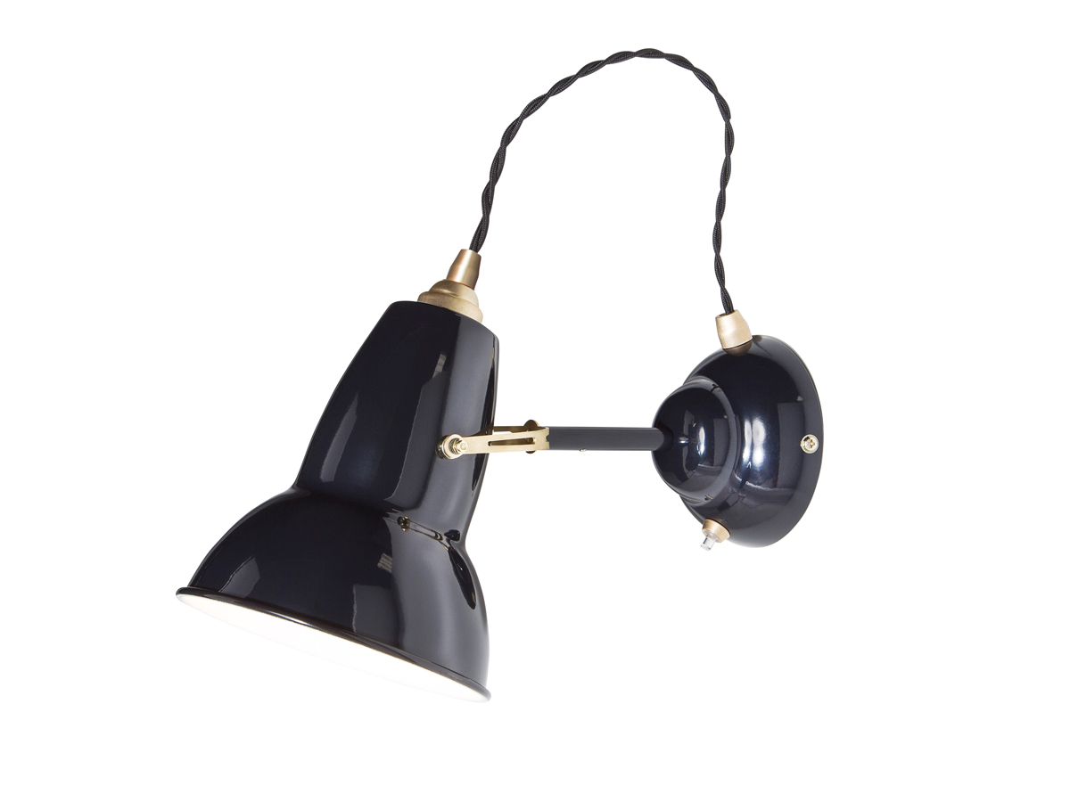 Buy the anglepoise original 1227 brass wall light at nest anglepoise original 1227 brass wall light 12 mozeypictures