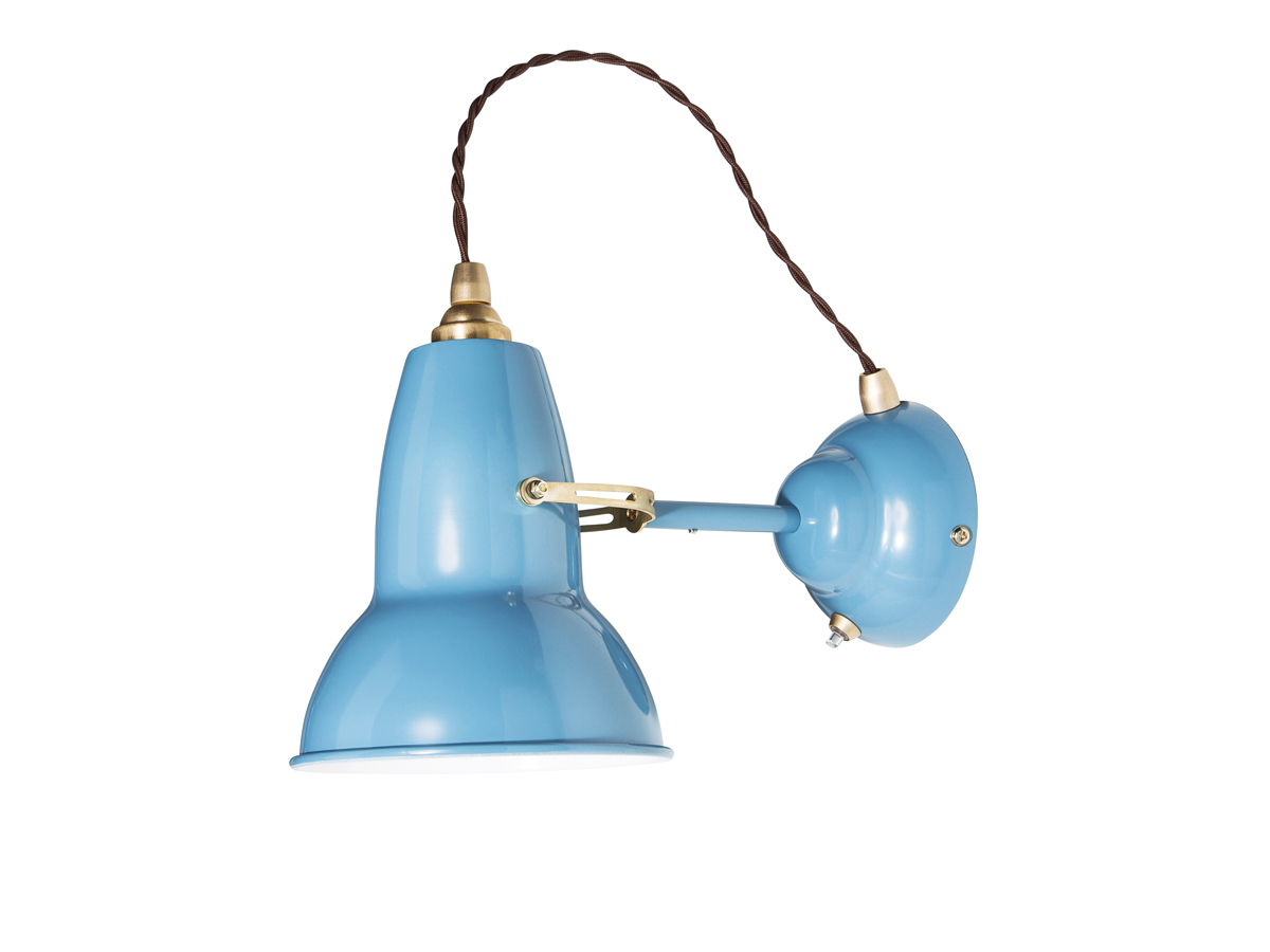 Buy the Anglepoise Original 1227 Brass Wall Light at Nest ...