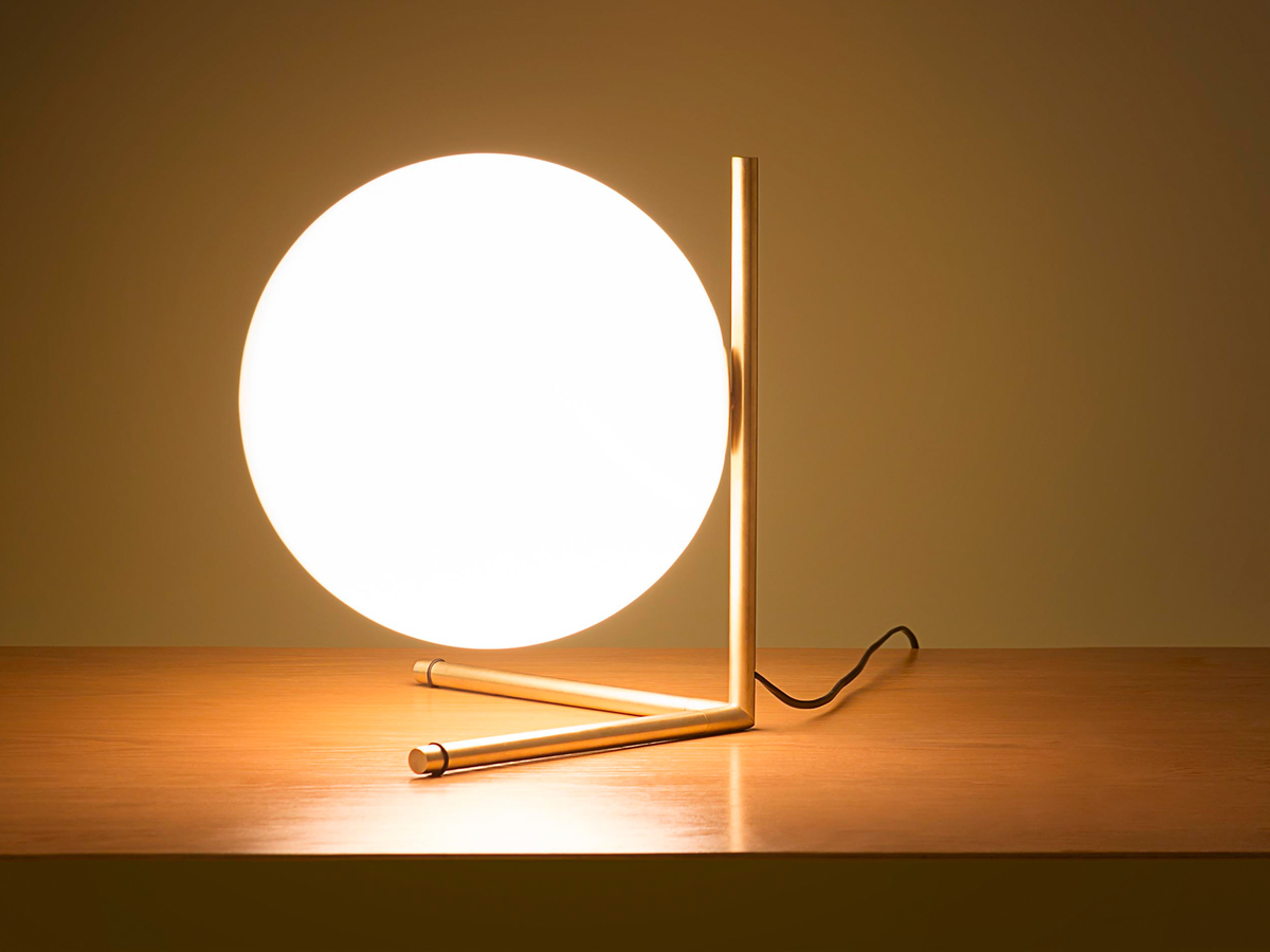 Buy The Flos Ic T2 Table Lamp At Nest Co Uk