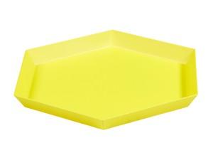 Hay Kaleido Tray Yellow