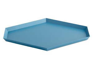 View Hay Kaleido Tray Blue
