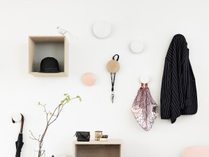 Muuto The Dots Coat Hooks