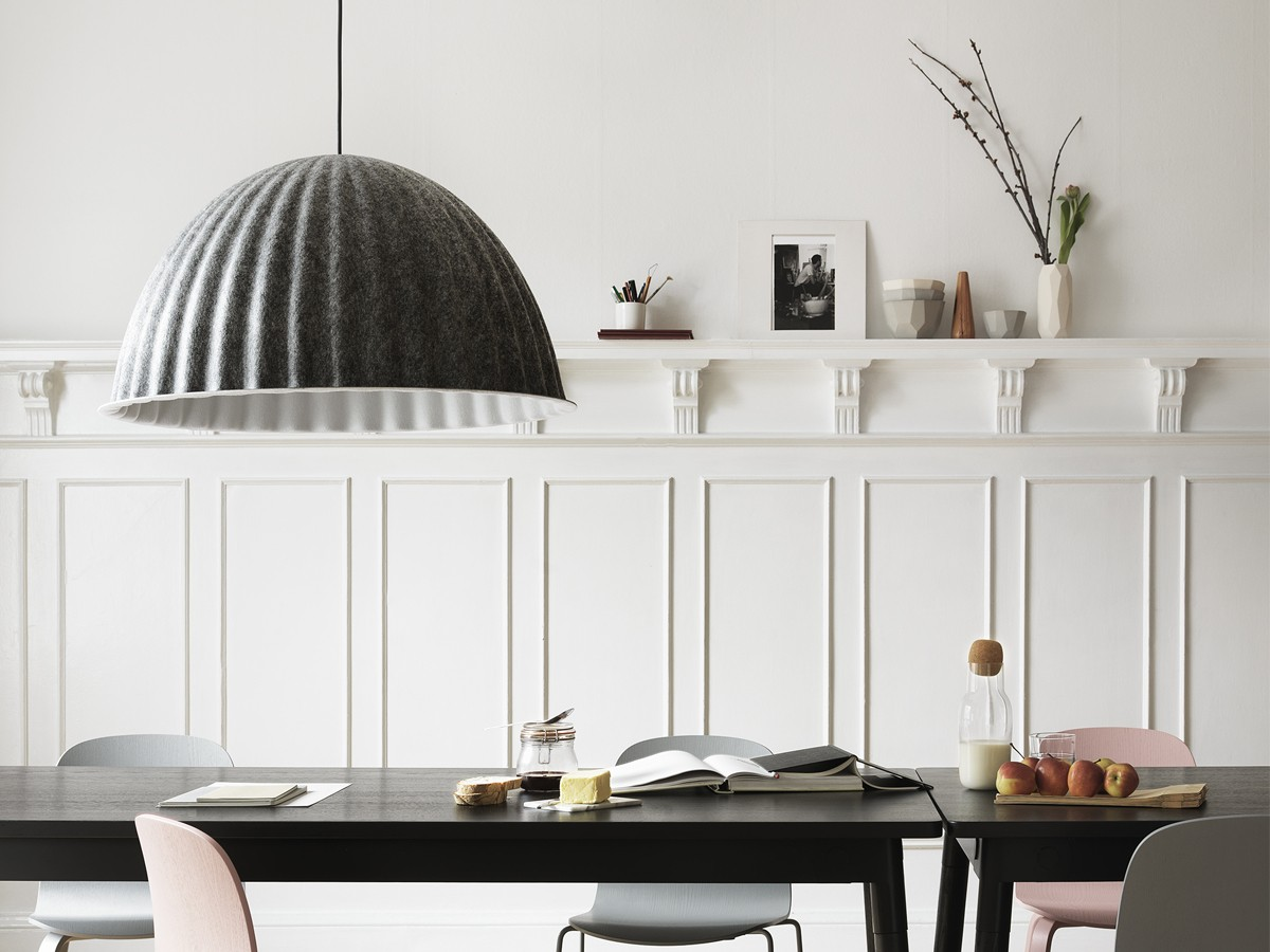 Buy The Muuto Under The Bell Suspension Light At Nest Co Uk