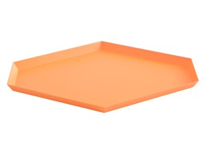 View Hay Kaleido Tray Orange