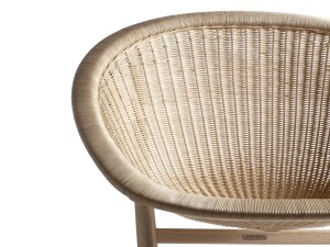 Kettal Outdoor Basket Armchair