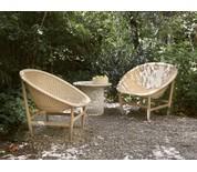 Kettal Outdoor Basket Armchair