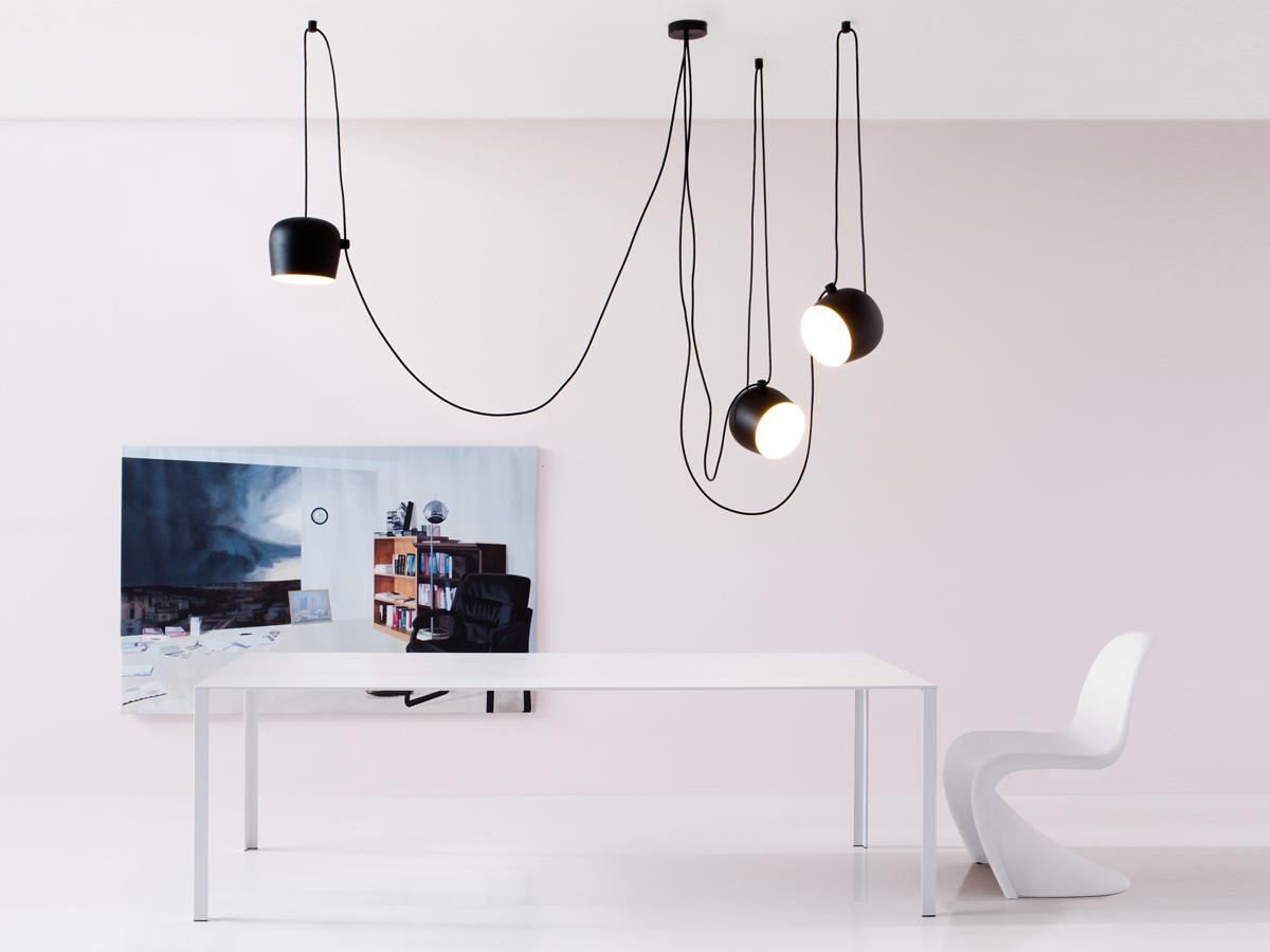 Buy The Flos AIM Suspension Light At Nestcouk