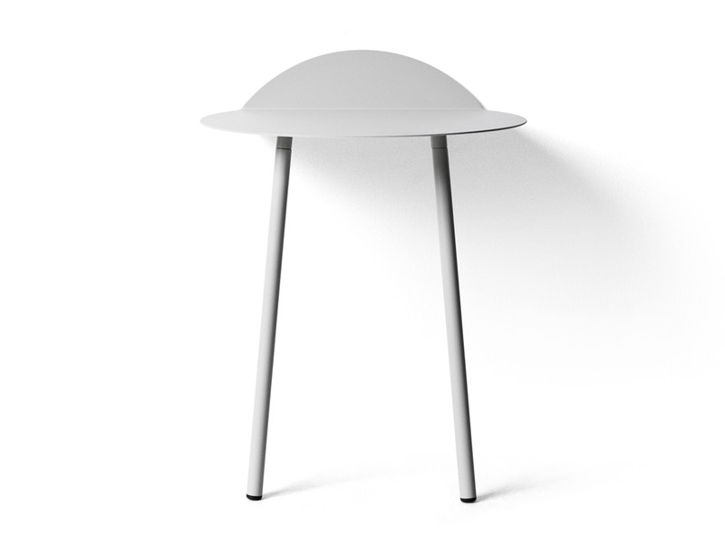 Menu Yeh Wall Table Low Light Grey