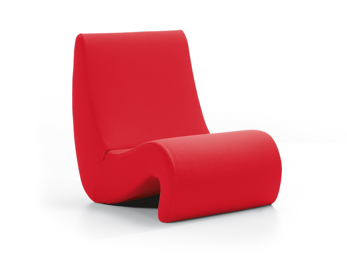 buy the vitra amoebe lounge chair at. Black Bedroom Furniture Sets. Home Design Ideas